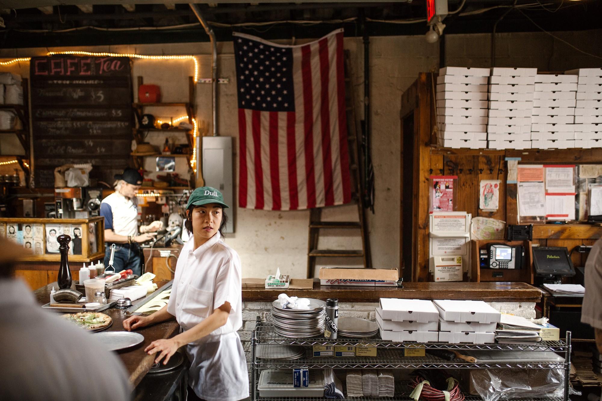 ROBERTA'S PIZZA. - NEW YORK   East Williamsburg