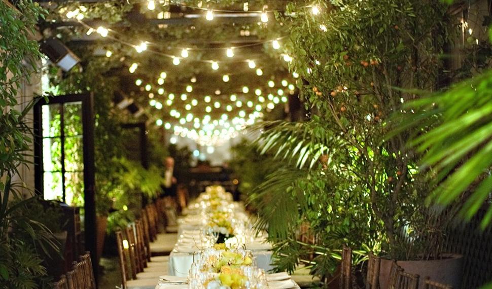 BEST FEATURE. - The garden rooftop