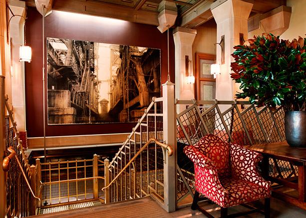 THE SISTER HOTEL. - Soho Grand