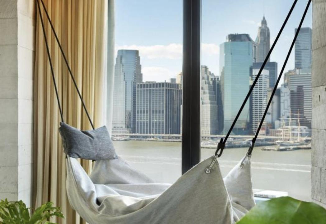 THE HOTEL. - 1 Hotel Brooklyn Bridge