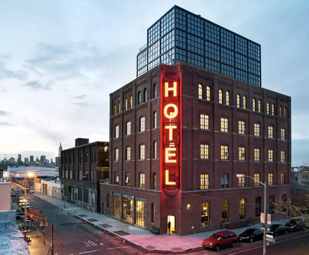 THE HOTEL.  - The Wythe