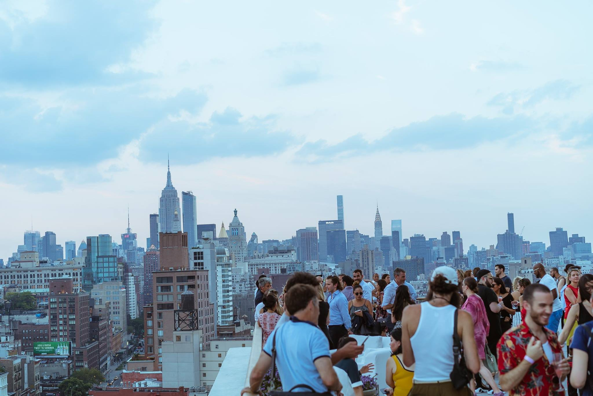 THE ROOF AT PUBLIC. - NEW YORK
