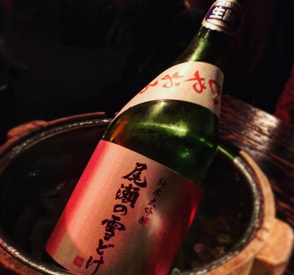 OUR FAV. - The Tedorigawa Yamahai Daiginjo 'Chrysanthemum Meadow'
