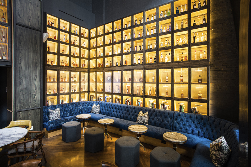 LIBRARY OF DISTILLED SPIRITS. - NEW YORK