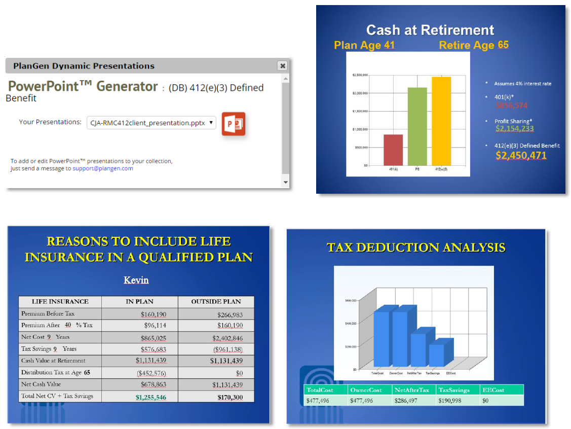 Instant PowerPoint Presentations - Dynamic Case Data In Each PresentationCustom Presentation CollectionsCorporate BrandingMulti Lingual Presentation StorageInstant PowerPoint Presentation Output