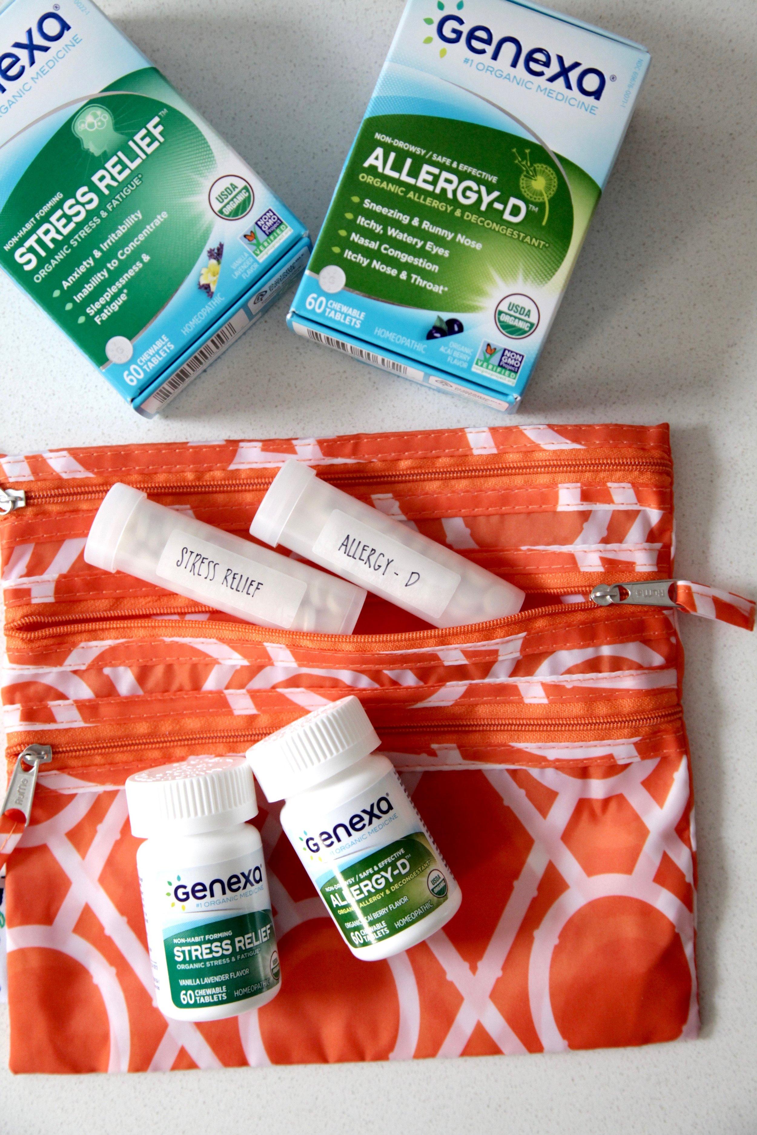 genexa medicine travel julianna strickland