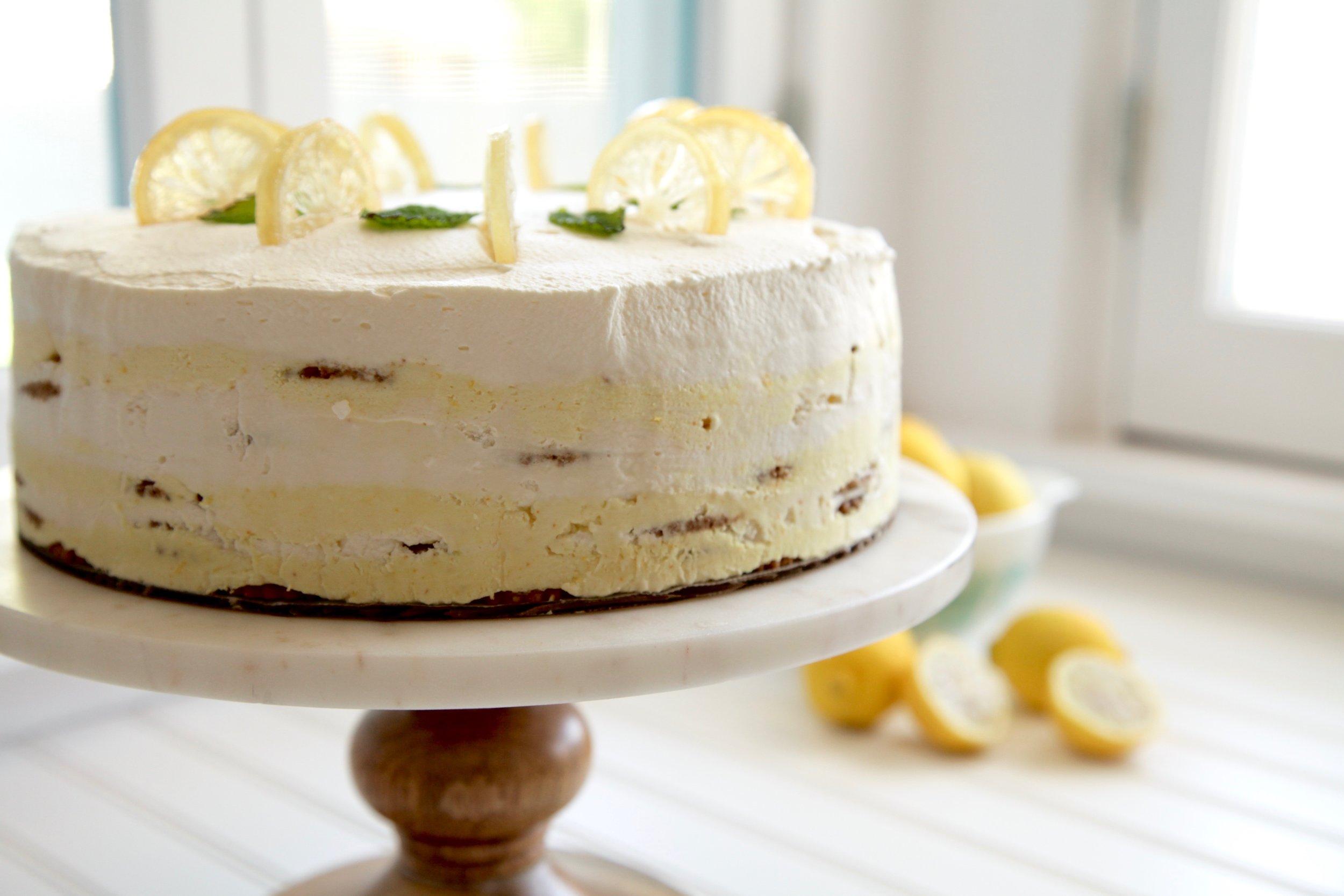julianna strickland lemon sunshine icebox cake 1