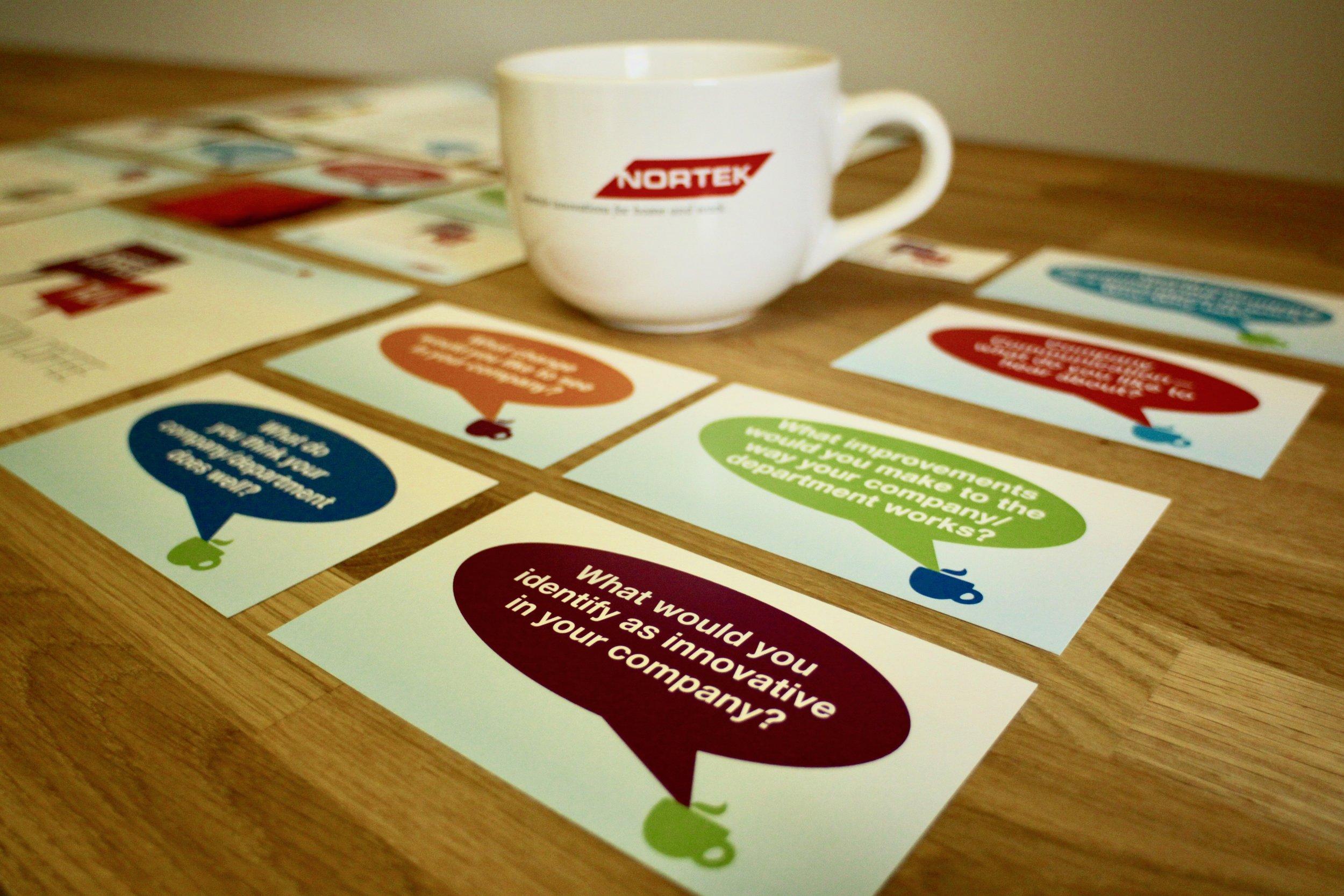 Coffee Talk Communication