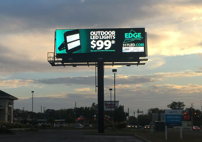 Keep an eye out for the Edge billboard for limited-time deals!