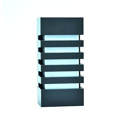 LED Louvered Wall Pack