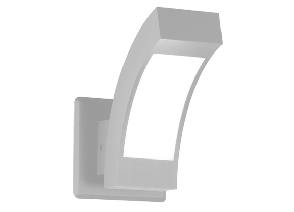 LED Curved Wall Light