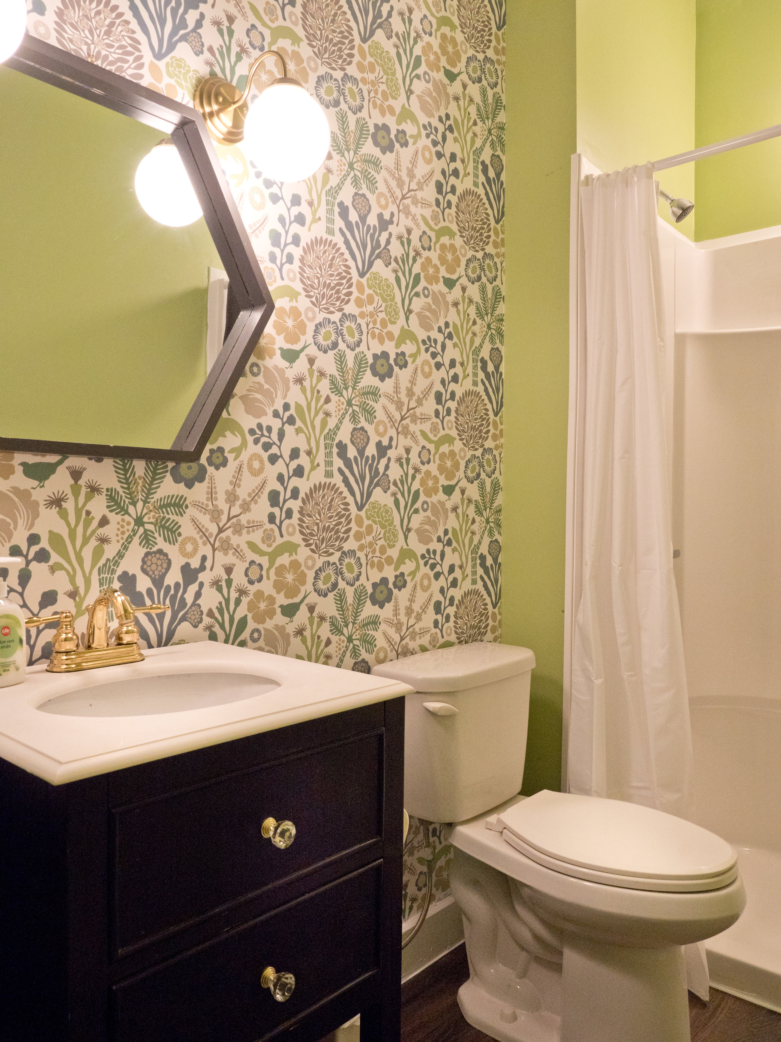 Bathrooms - We have three shared restrooms complete with showers. They're gender-neutral and completely separate so that your business can remain your business.
