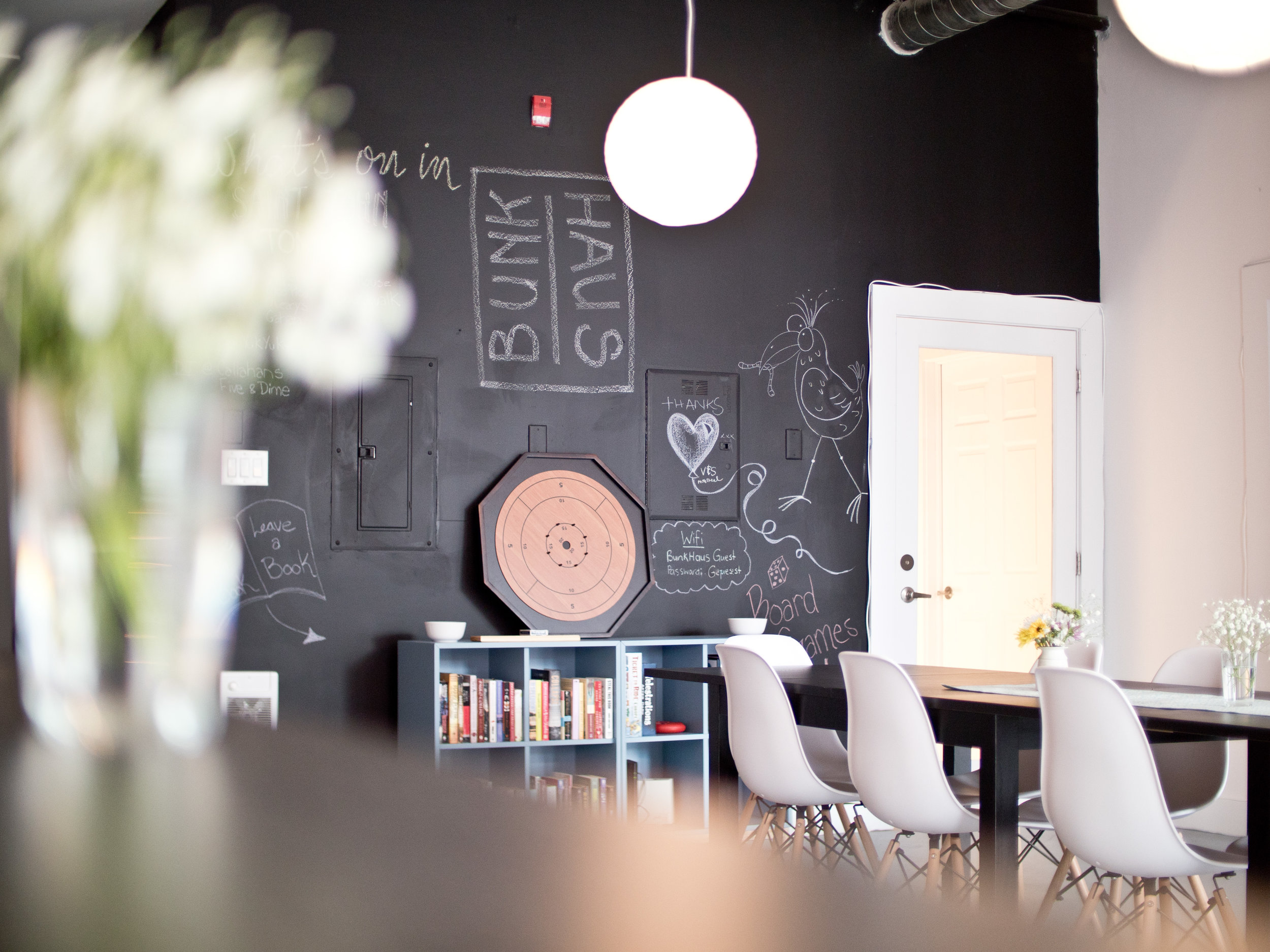 We've always got our ear to the ground for the latest happenings around our beautiful port city and are constantly updating our chalkboard so you know what's happening around our vibrant city. Know of something that's missing? Let one of our staff know and we'll be sure to update it asap. A little far away from our chalkboard?.