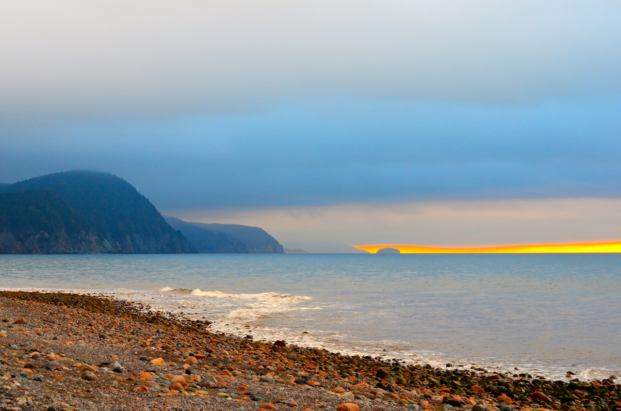 Seely Beach // Photographer: Doug Gordon (Explore Magazine)
