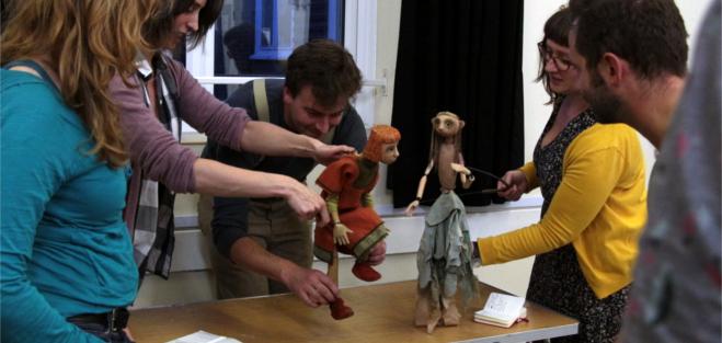 Puppetry Workshop - Little Angel Studios