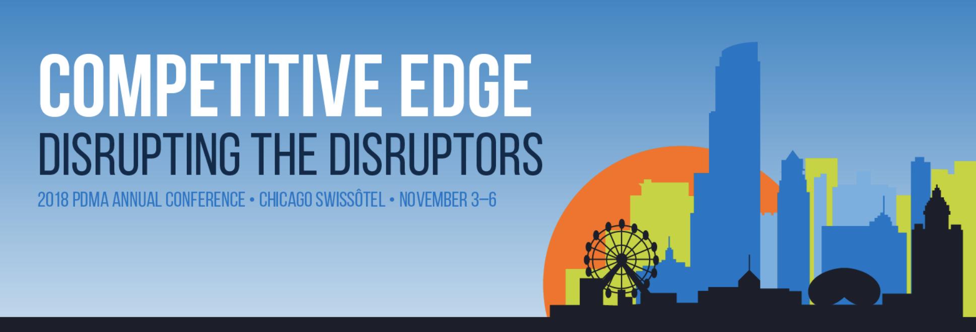 Competitive Edge Disrupting the Disruptors