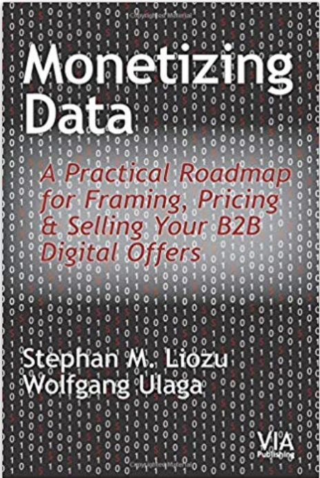 Monetizing Data Liozu and Ulaga