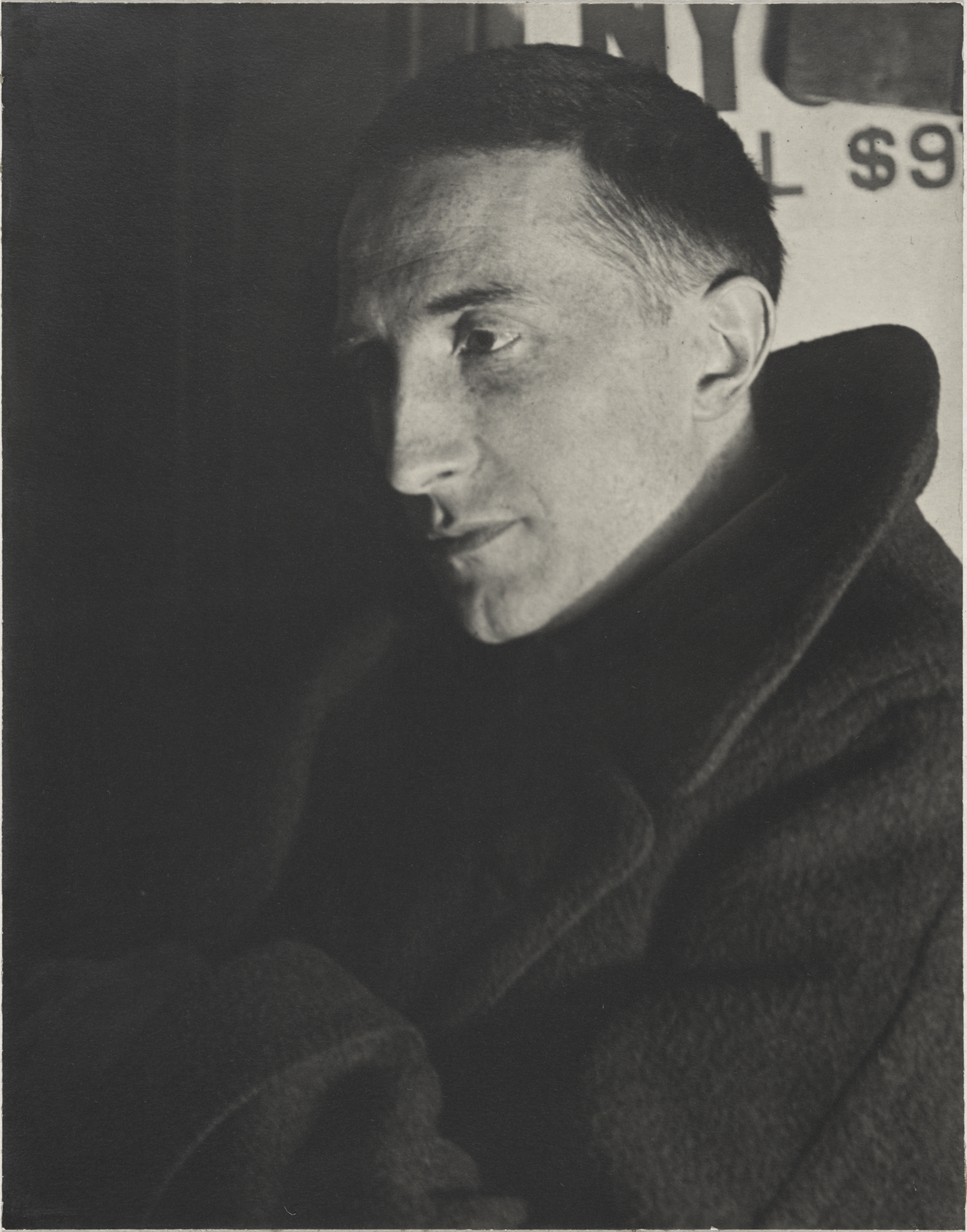 Portrait of Duchamp in 1920