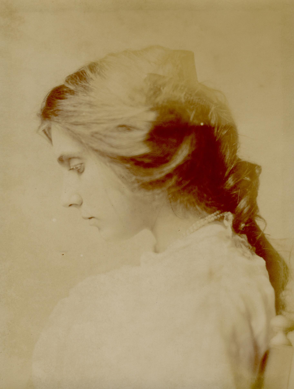 Portrait of Beatrice Wood