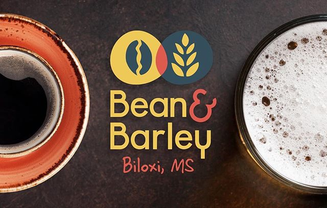 This is part of the @beanandbarley #comingsoon campaign. Can't wait to see what great things are in store for this young company! . . . #artistsoninstagram #graphicdesign #design #mississippi #louisiana #beer #coffee #craftbeer #coffeehouse #friends #family #love