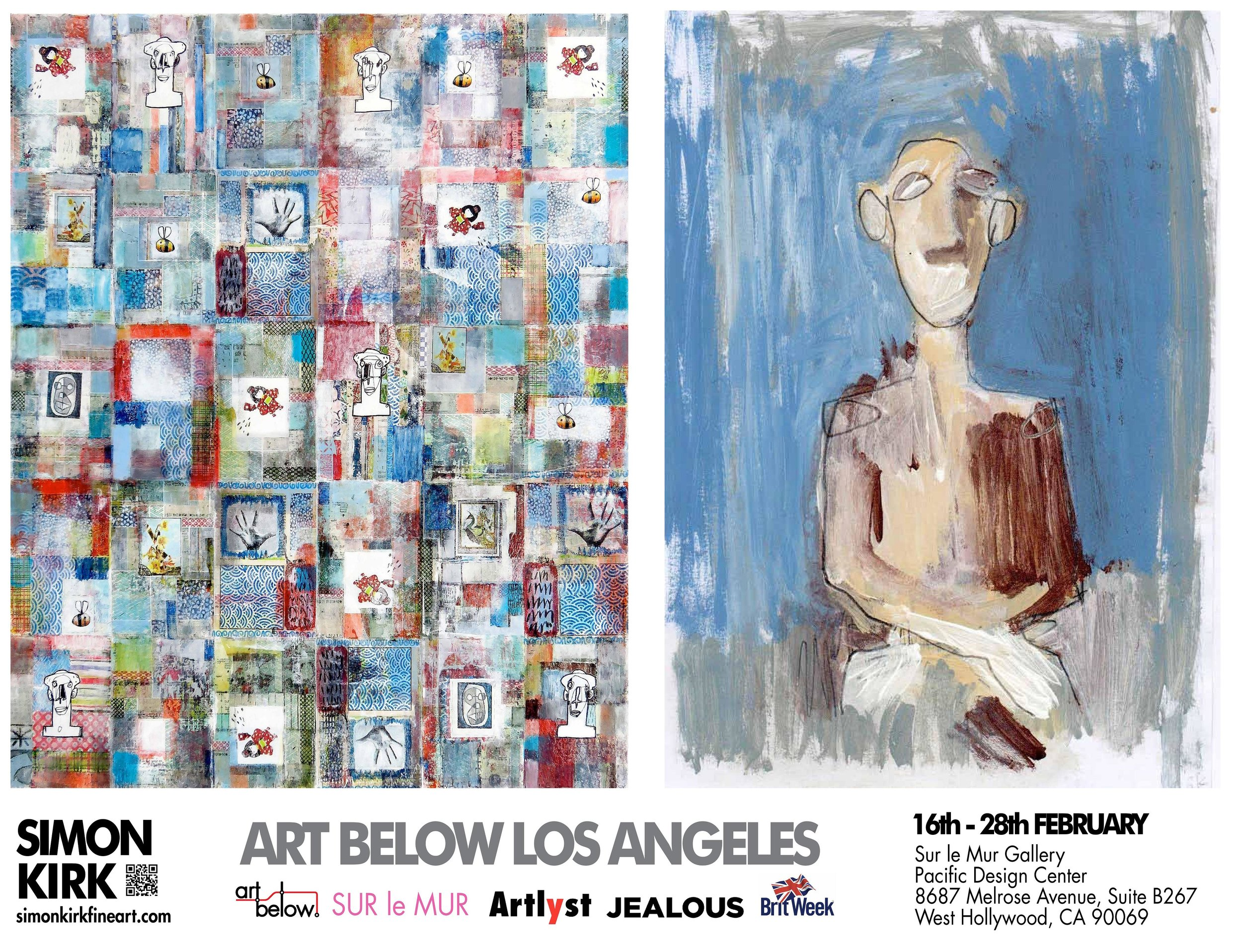 Art Below Los Angeles 2017