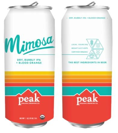 Image result for peak mimosa ipa