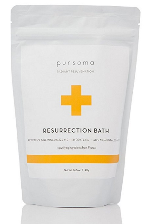 French sea salt, Atlantic kelp, and potent algae combine in this detoxifying soak to nourish dry skin with essential minerals and fatty acids, stimulate circulation, and restore moisture balance.  The rare ingredients soothe and relax the mind, easing stress. The ultimate bath after a day of modern-life overload.