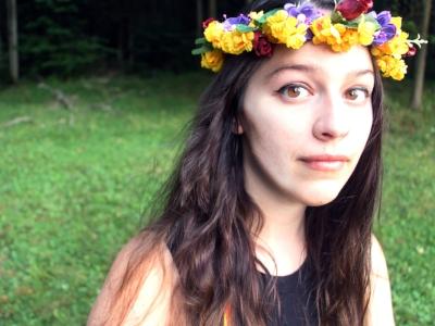 Catherine Frisina - Catherine Frisina lives and works in Northwest Pennsylvania. She enjoys lying under the stars, taking photographs, and being sassy on Twitter.Instagram Twitter