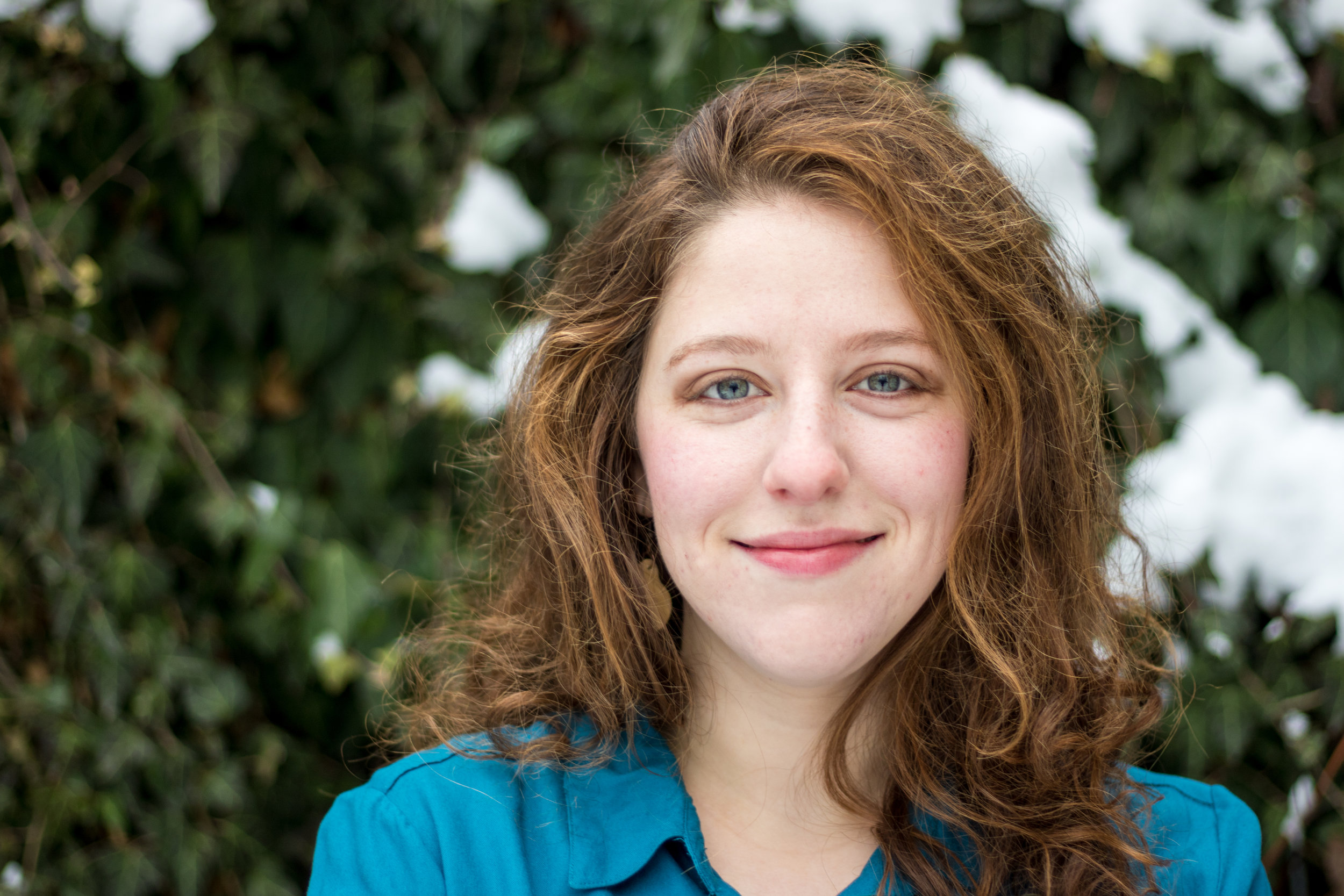Chloe' Skye - Chloe' Skye is an ESL teacher and avid traveler who moved to Czechia in 2014 on a Fulbright fellowship. She seeks the poetry in linguistic and cultural collisions and explores these themes on her travel blog Chlohemian.Website