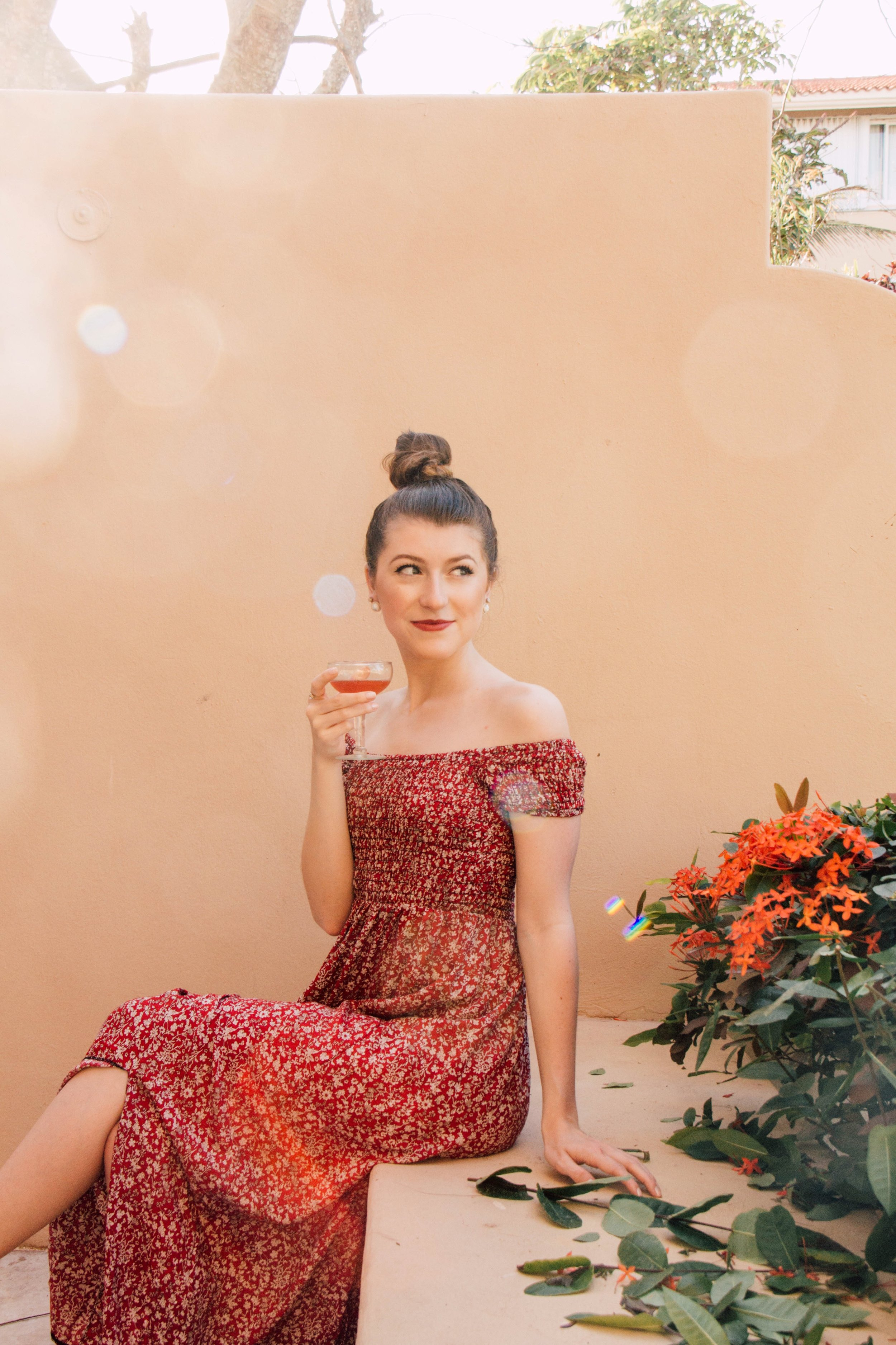 Emily Schindler - Emily Schindler is a photographer based in Brooklyn, New York. She's a pancake enthusiast who adores flowers, golden hour, pugs, travel and photography.Website