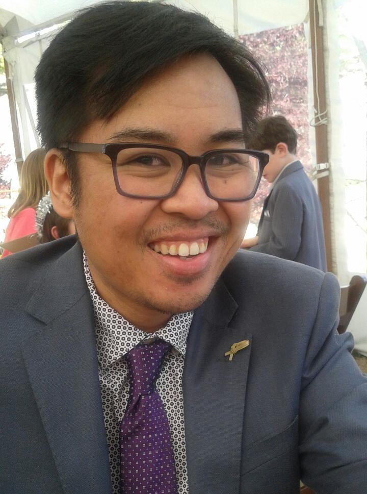 Eric P. Tuazon - Eric P. Tuazon is a writer from Los Angeles. His fiction and poetry have been published in several publications. He is the author of several books, including two poetry collections, Animals and Love Will Tear Us Apart.Website