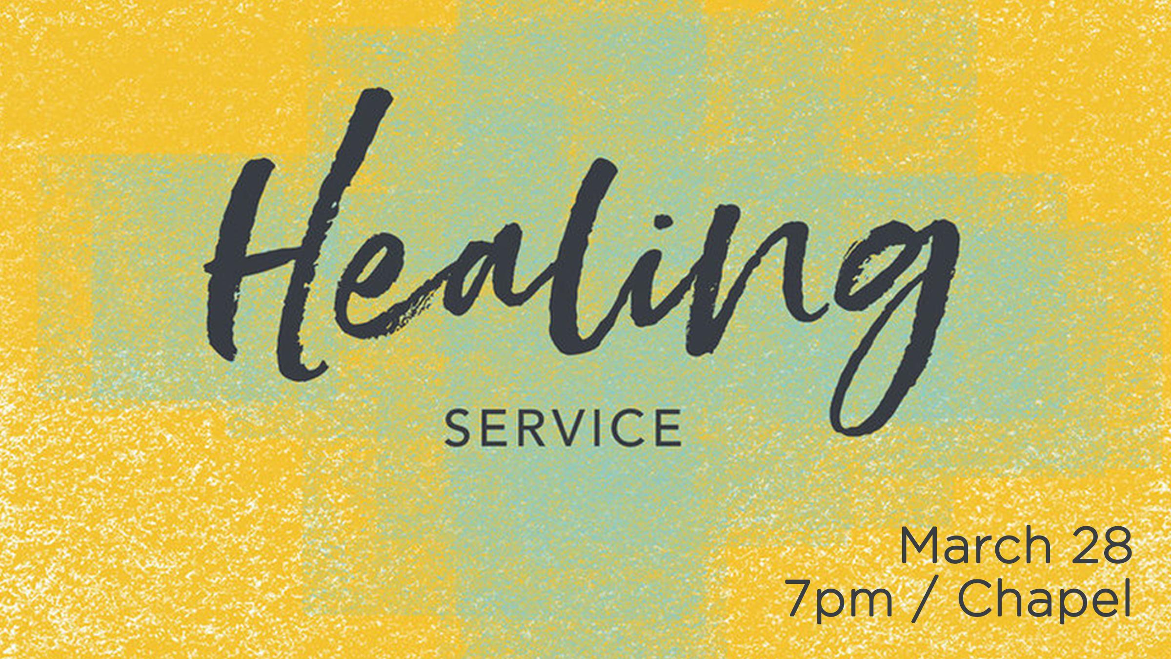 Gainesville First United Methodist Church — Healing Service