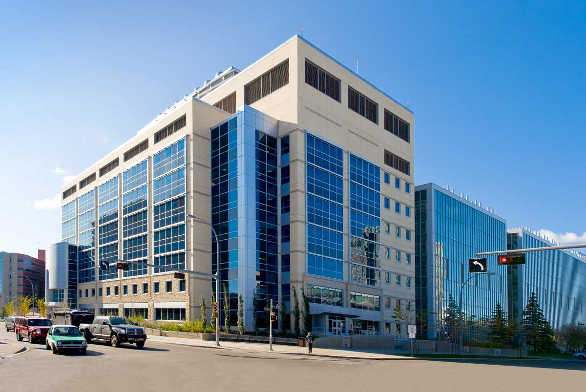 Health Research Innovation Facility, University of Alberta, Edmonton