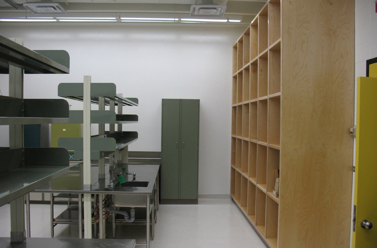 Forestry Labs 1