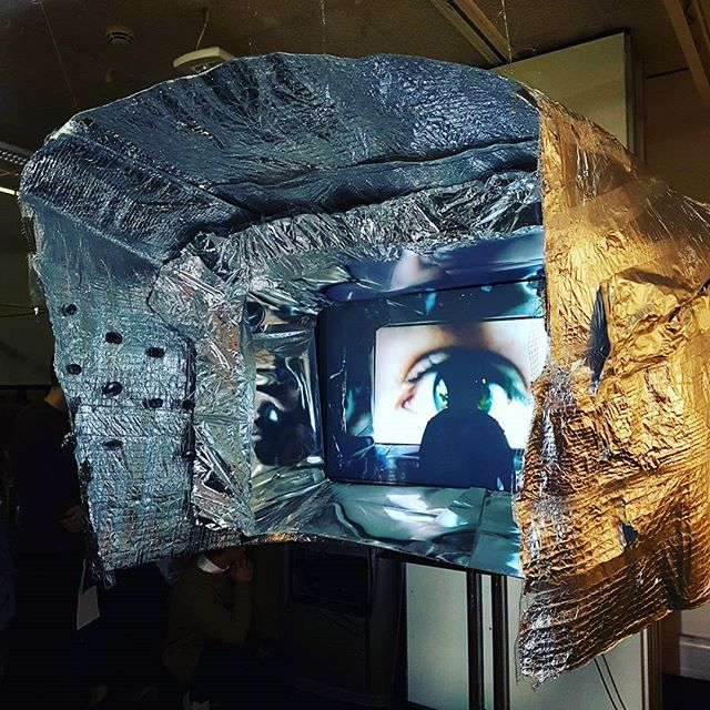 Newcastle University student installations in response to films including Blade Runner and Alien, abstracting the spatial experience of otherness and representing it in large scale works which convey the relationship between identity and landscape.  #architecture #newcastleuniversity #alien #bladerunner #installationart #film #otherness #identity
