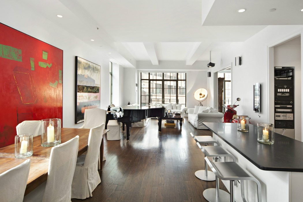 43 West 64th Street, PH 9B | Represented Seller | $6,200,000