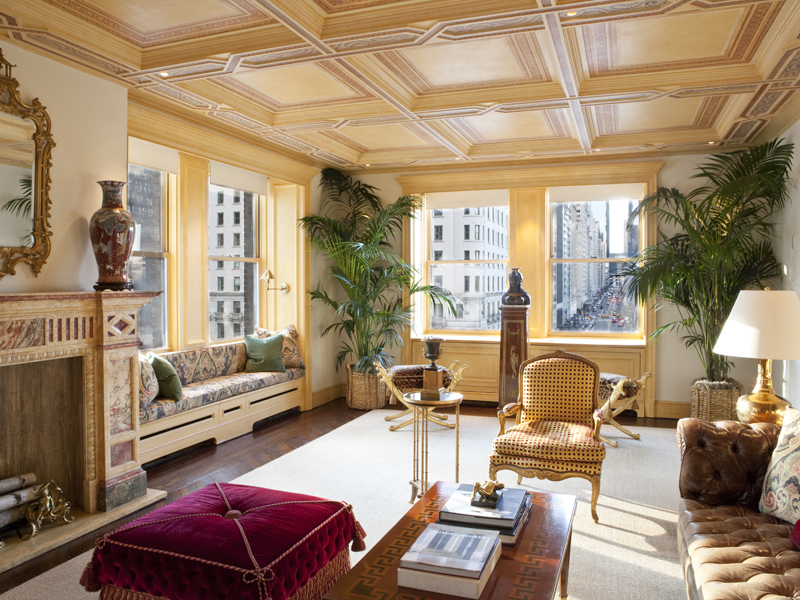 781 Fifth Avenue, Apt 19A | Represented Seller | $9,950,000
