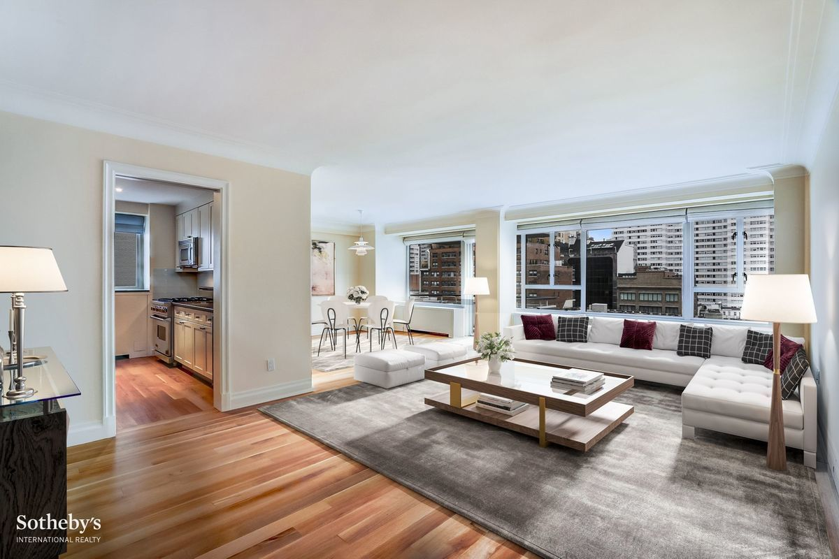 200 East 66th Street, D1005 | Represented Buyer | $1,675,000