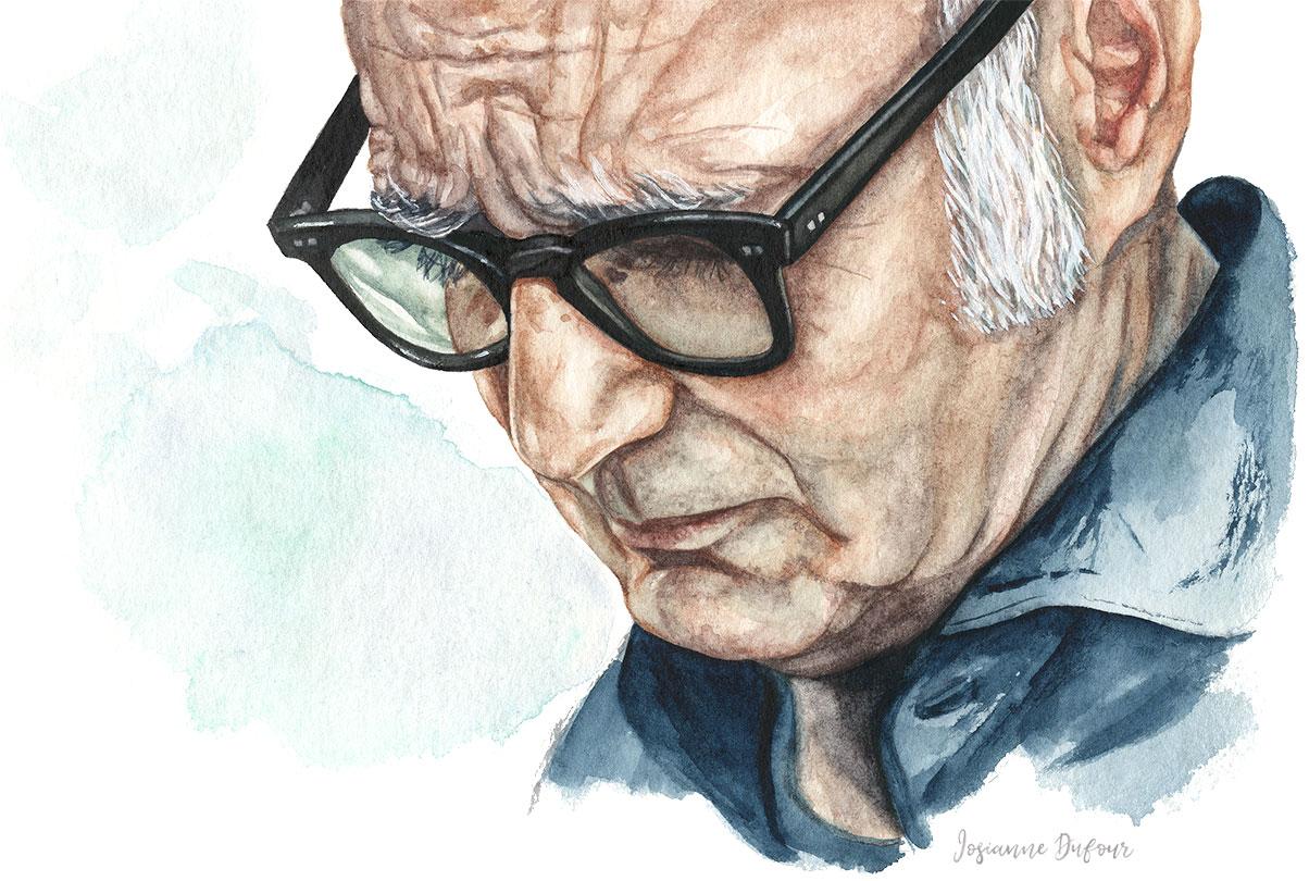 Ludovico Einaudi Portrait