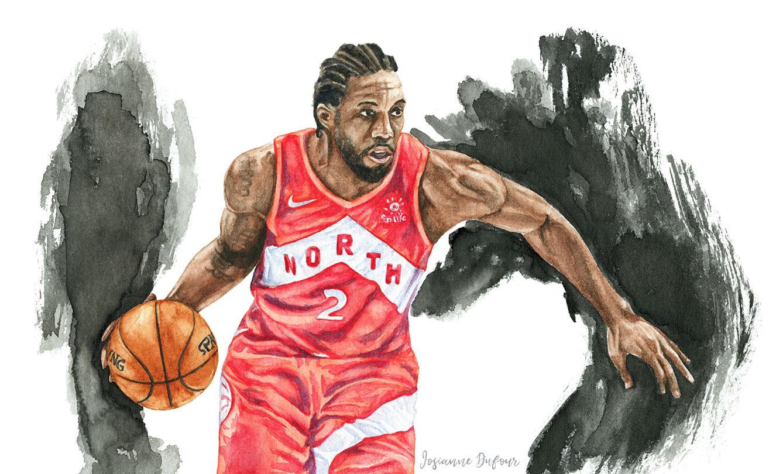 Kawhi Leonard - Toronto Raptors