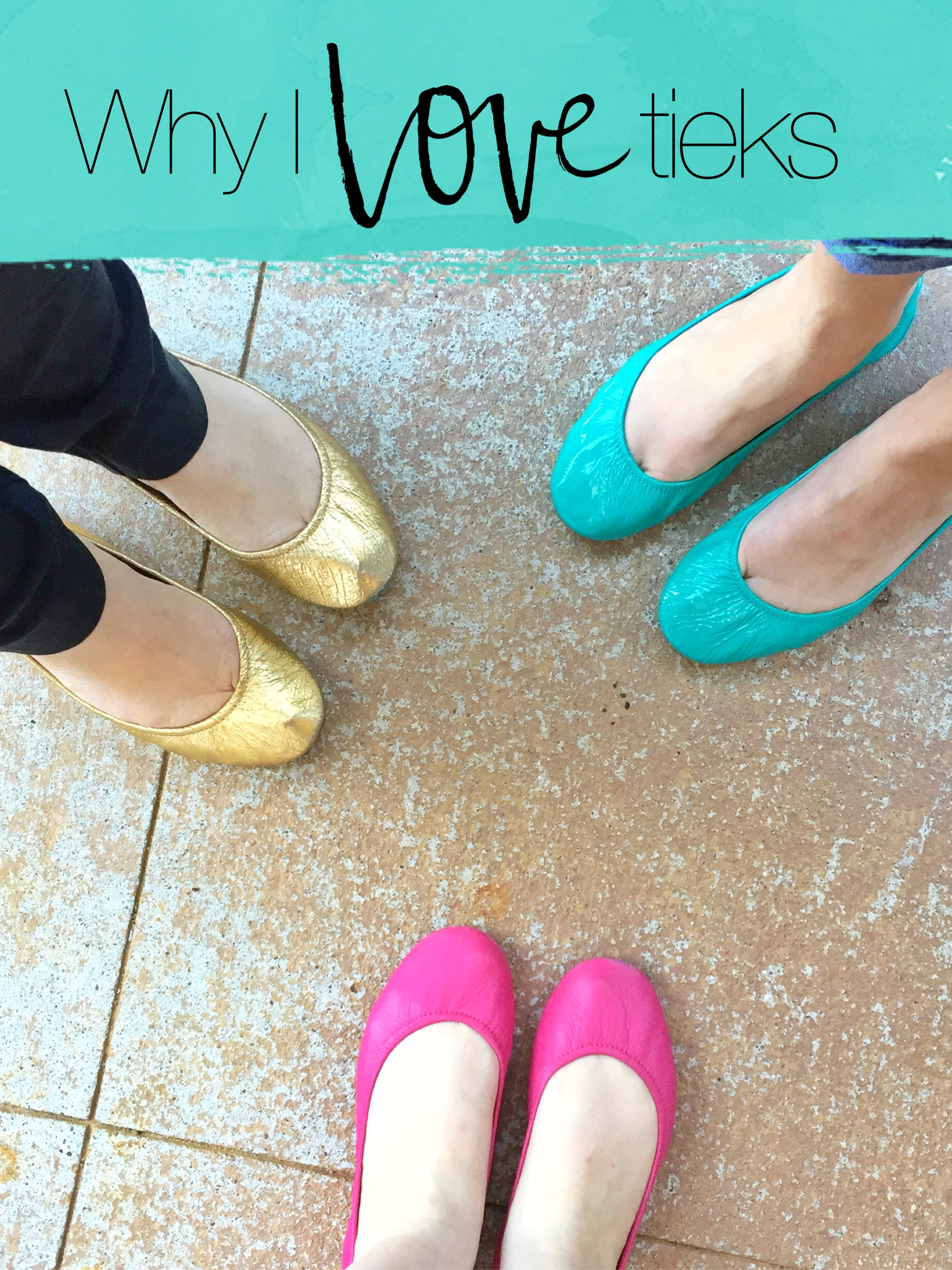 Why I Love Tieks - A Complete Review