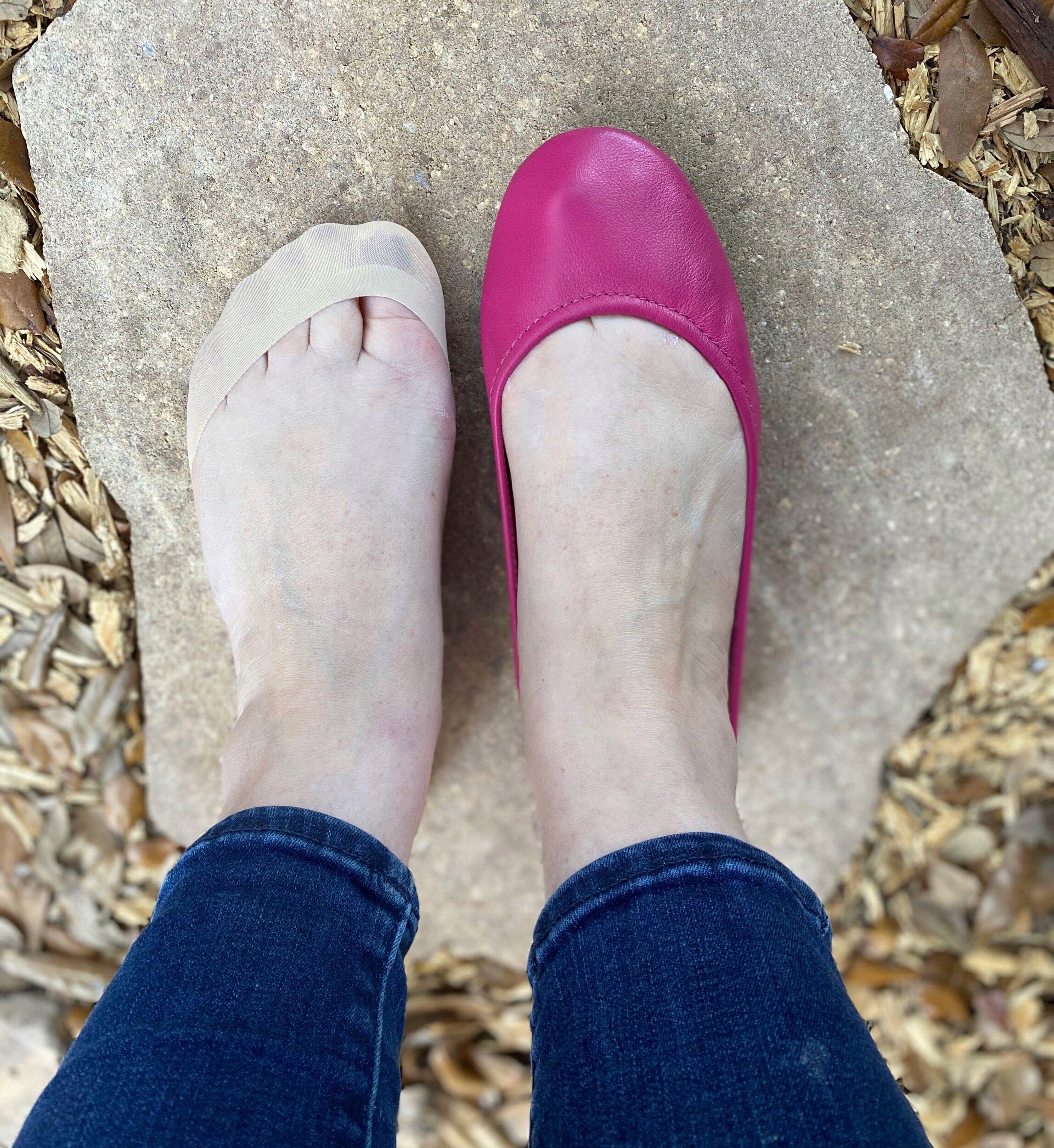 Show Socks for Tieks