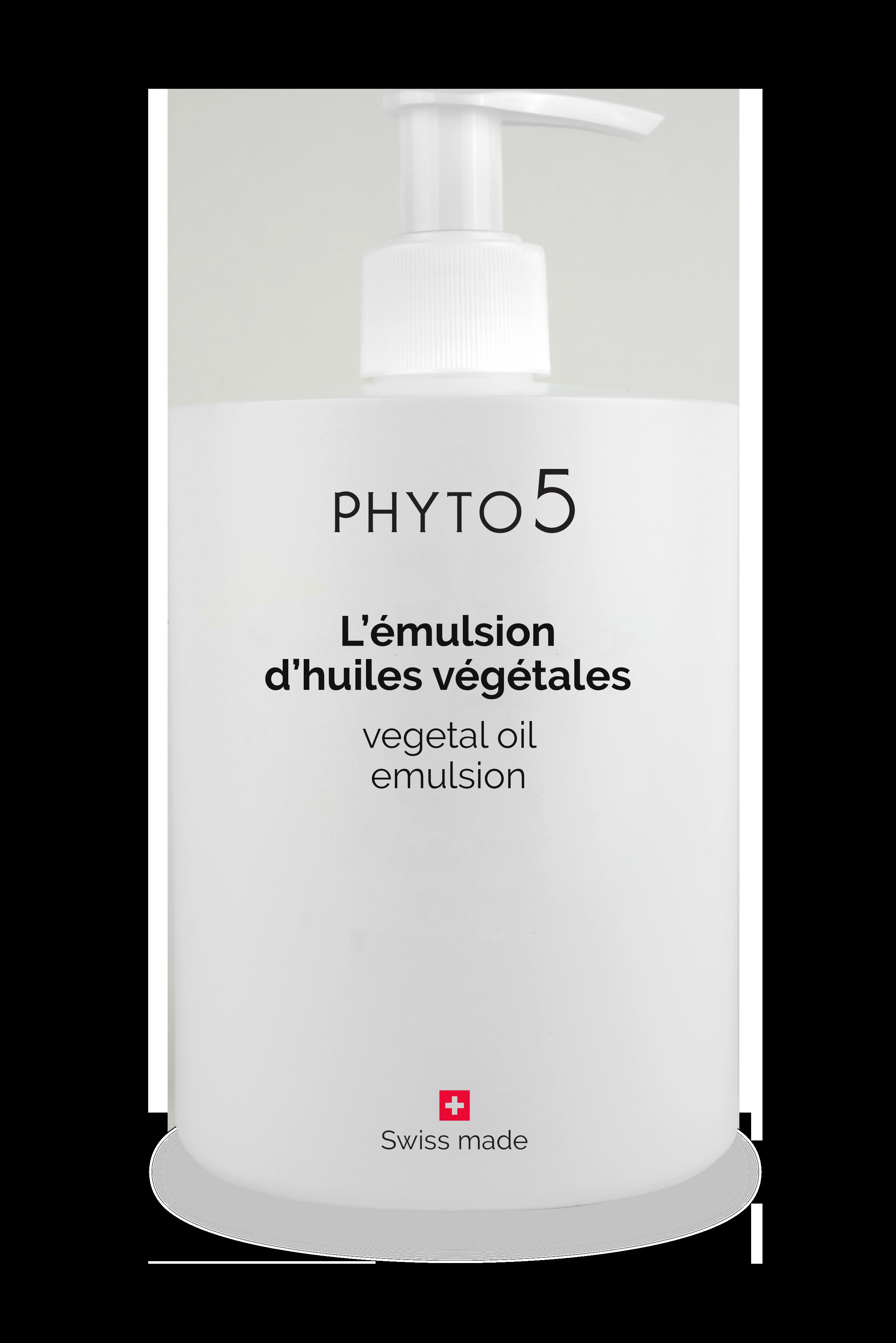 Vegetal OIl Emulsion