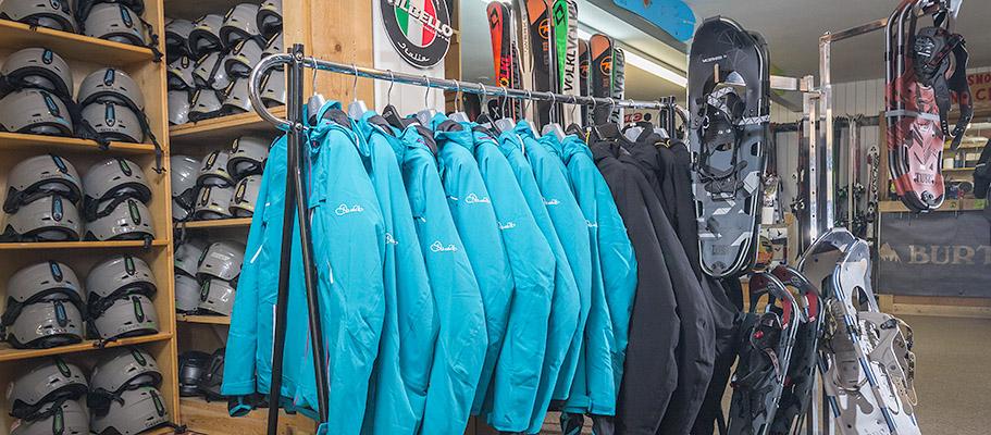 Rentals — Georg's Ski Shop