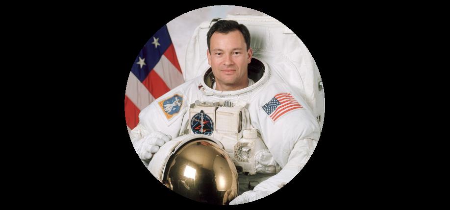 Former NASA Astroanut Michael López-Alegría