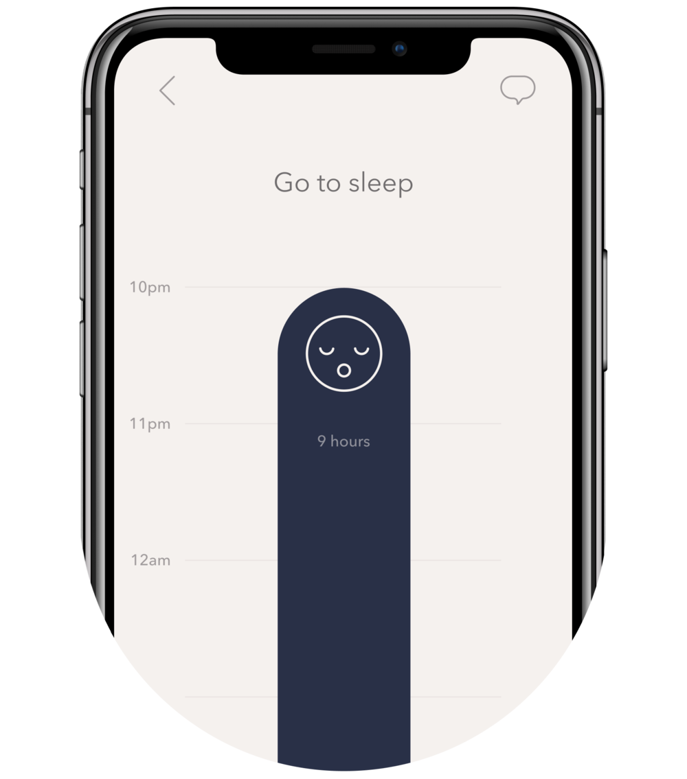 The Timeshifter jet lag app