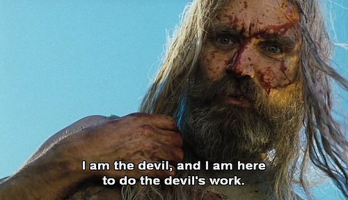 """Bill Moseley as Otis in """"The Devils Rejects"""" (2005)"""