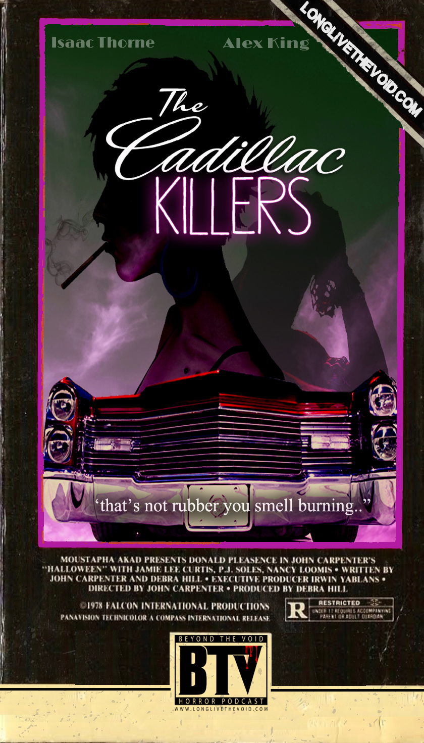 VHS cover made by Alex King. Looking for someone to help you with some photoshop?