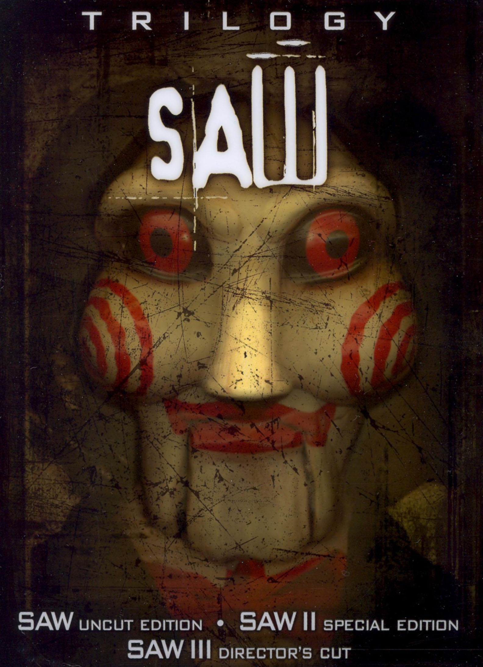 SAW : Top-Notch Trilogies (New Series by Dr LoveGore