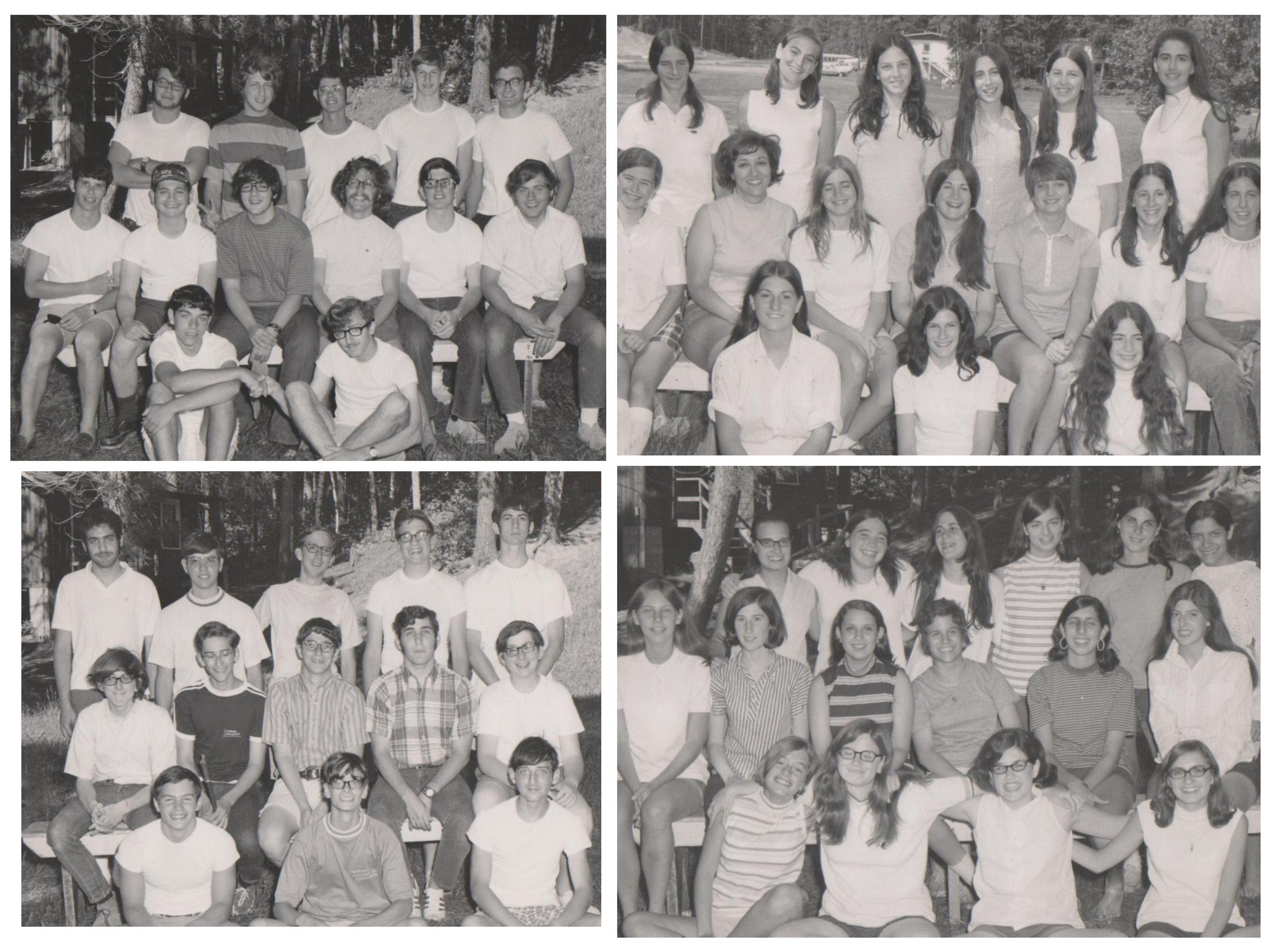 Nivonim 1970 50th Reunion -